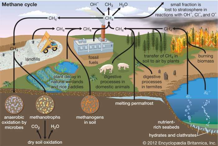 Methane Levels at an All-Time High