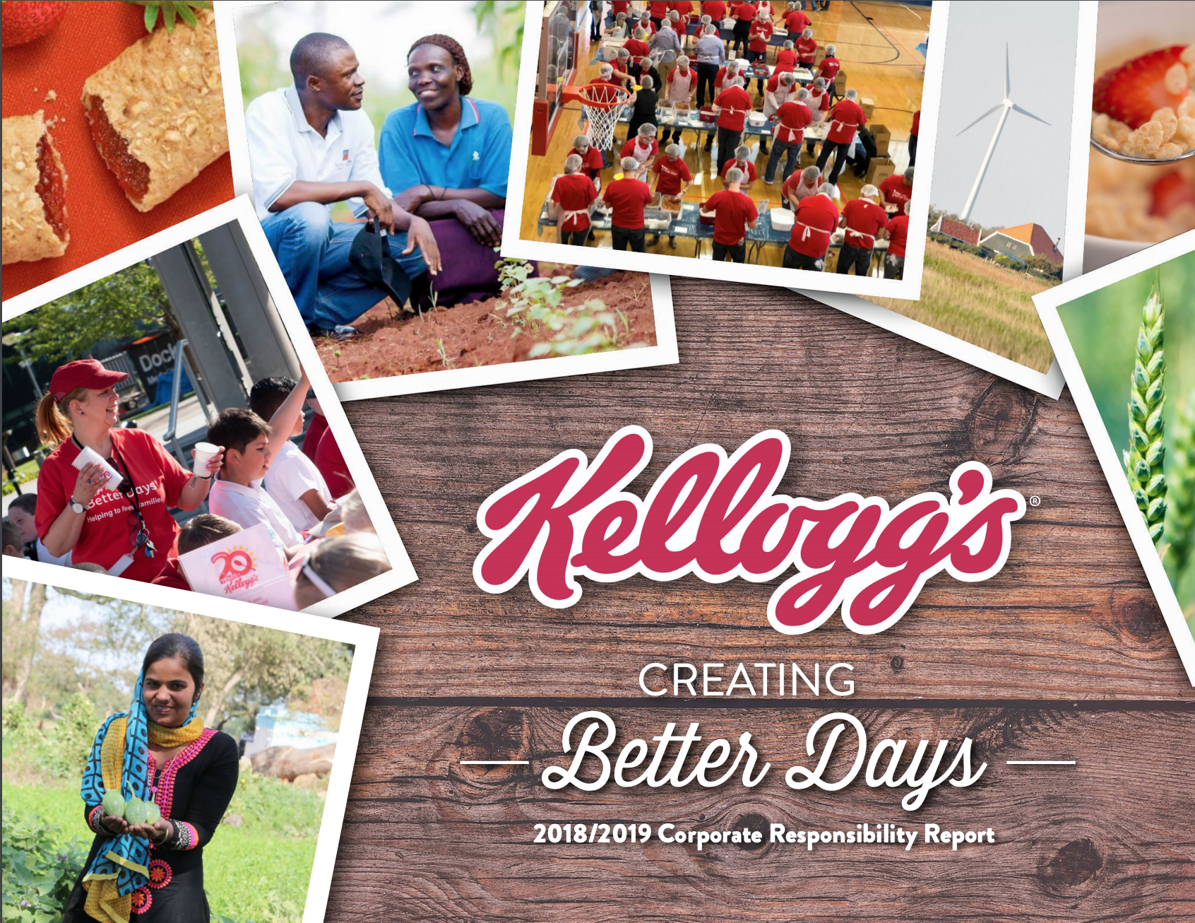 In Review: Kellogg's Corporate Responsibility Report