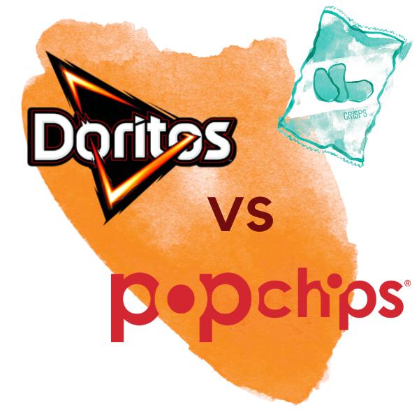 User perceptions: Doritos vs Popchips