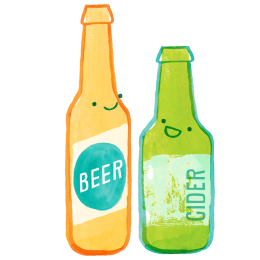 Beer packaging: aluminium cans or glass bottles?